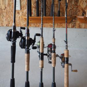 詳細、満足な釣り!