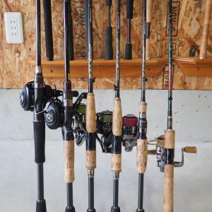 本日休暇で釣り