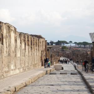 【イタリア】 ロマン溢れる古代都市 ポンペイ遺跡へ行こう!