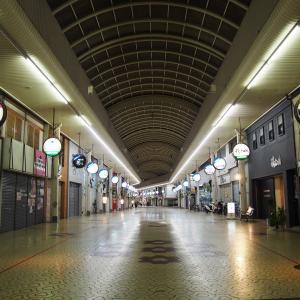 【愛媛】 宇和島のレトロな商店街を歩いてたら牛鬼祭りに遭遇。