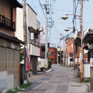 【愛媛】 レトロな商店街を歩こう@新居浜市喜光地町