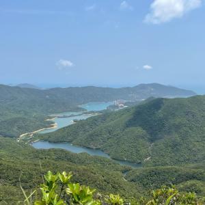 香港島バイオレットヒル(436m)へ
