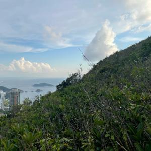 ショートブログ☆香港島ハイキング