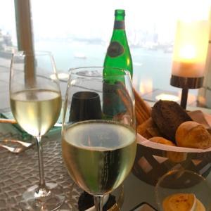 ペニンシュラFelixで日本でこれからご活躍のお客様と楽しい晩餐