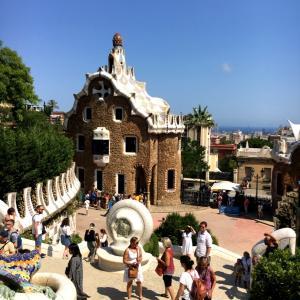 バルセロナの印象はガウディ建築と美食の街