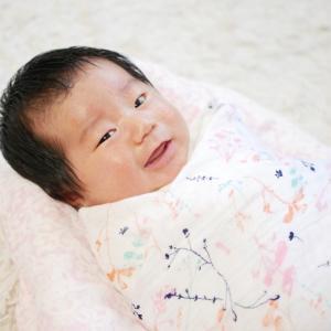 おくるみは新生児ママの強い味方!