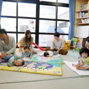 【次回12/16】佐古児童館でベビーマッサージ体験会♪