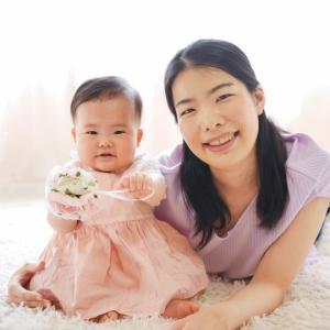 ママとのふれあいは、ちゃんと赤ちゃんの心に残っていきます。