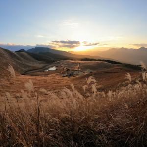 曽爾高原 黄金のススキ草原を見に行こう!