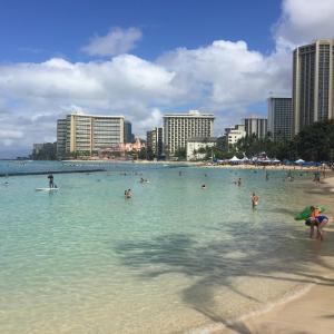 2018年8月 ホノルル旅行記 マイルを利用してハワイへ ユナイテッド航空利用&アストンワイキキビーチ