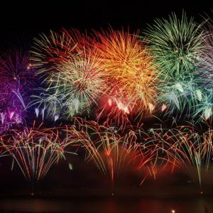 福岡の花火大会