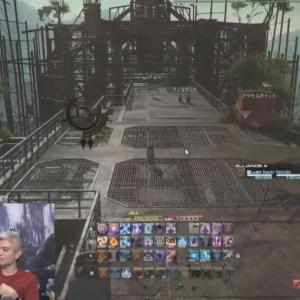 【FF14】ニーア24人レイド「複製サレタ工場廃墟」の突入ムービーと内部エリア映像が公開!