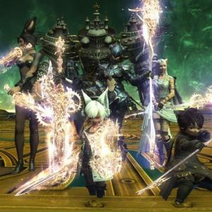 【FF14】「絶アレキサンダー討滅戦」クリアTOP10チームのジョブ構成まとめ