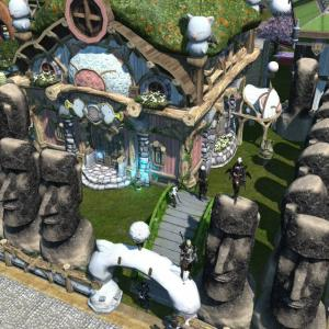 【FF14】三大設置すると近所から迷惑がられるハウジング庭具