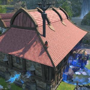 【FF14】他人のハウジングの屋根上でクラフトや放置する人いるけどこれって迷惑行為になるよね?