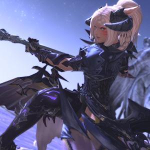 【FF14】「近接DPSの初心者向けジョブは竜騎士」←え?