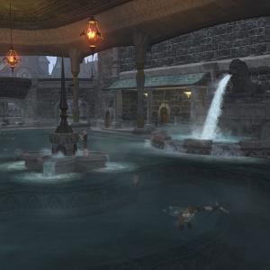 【FF14】温泉やサウナがあって街並みも良さげ?もしも蒼天街がハウジングエリアになったらかなり人気が出そうな件