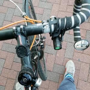 新型コロナウイルス対策で自転車通勤