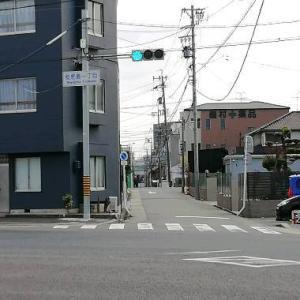 名古屋を巡る旧道をGoogleMapで作成