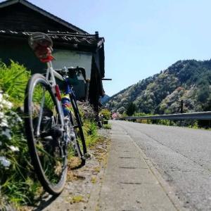 飛騨金山サイクリング 帰り道