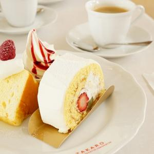 【北菓楼】ケーキセット