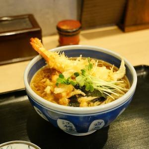 【蕎麦と料理瀬口】海老天そば