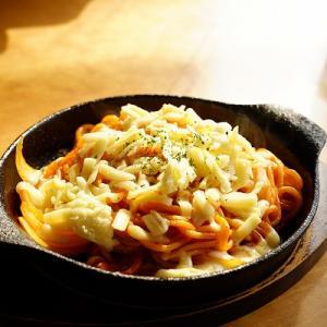 【CAFE&BAR めりめろ】チーズのせナポリタン【麻布茶房】クリームスイートポテト【雪遊び】