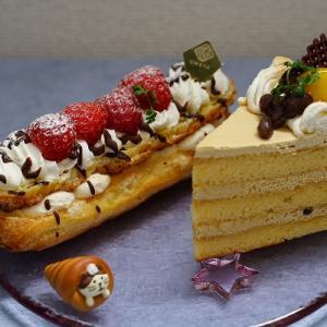 【梅屋】ケーキ