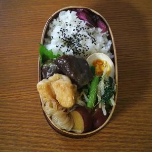 奈須とささみのしょうが味噌炒め