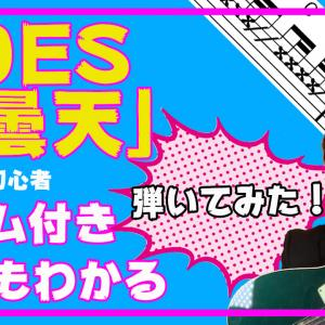 【DOES「曇天」】 弾いてみた エレキギター