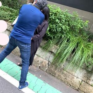 38歳女性ロケ撮影同行