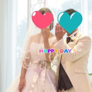 43歳Aさんと39歳女性の結婚式  前編