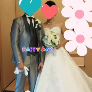 42歳元男性会員さんの挙式・入籍・新婚旅行