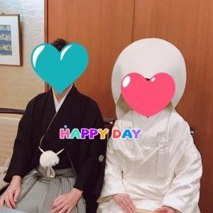 43歳元会員さんの結婚式 前編