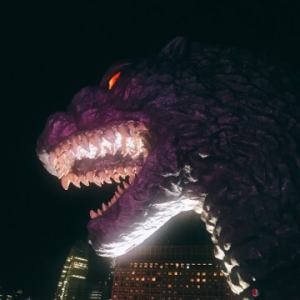 ゴジラ!@歌舞伎町