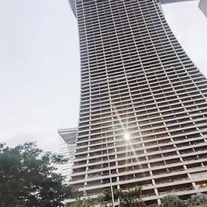 シンガポール旅行記3(ホテルチェックイン編)