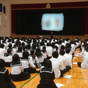 三重県松坂高校 生徒向け 講演会させていただきました!