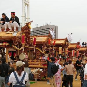 '19 大阪市 地車in大阪城2019⑯