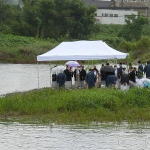 '20 桑名市 桑名宗社石取御神事(川原祓式①)
