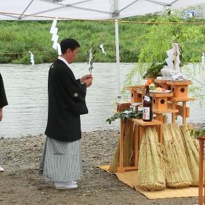 '20 桑名市 桑名宗社石取御神事(川原祓式②)