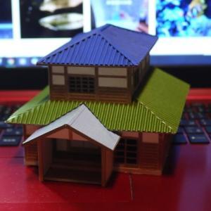 おそ松さんの家模型:9(1階屋根)