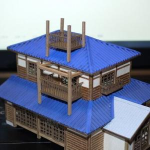 おそ松さんの家模型:13 と 薔薇 と ガンダーラ