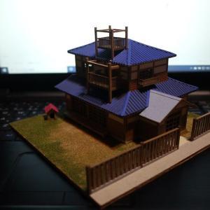 おそ松さんの家模型:17(犬小屋)