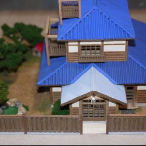 おそ松さんの家模型:完成!