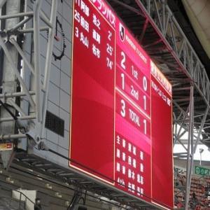 2020 J1リーグ第19節 名古屋3-1清水