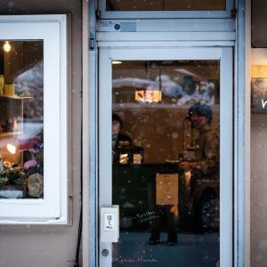 和寒町から旭川市に移転した『coffee&vintage nido』を訪ねて