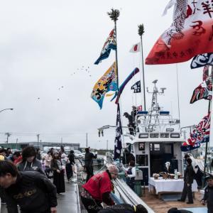【漁師町あるある】新しい船の出発を祝う餅まき文化