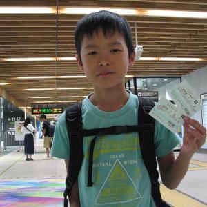続 青海川駅に折尾から列車で行って来た。その20。8月19日。上越妙高→金沢