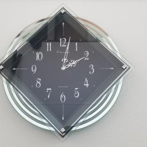 我が家の掛け時計