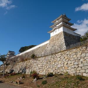 明石城 [1/5] 西国の抑えとして江戸初期に築かれた10万石の名城